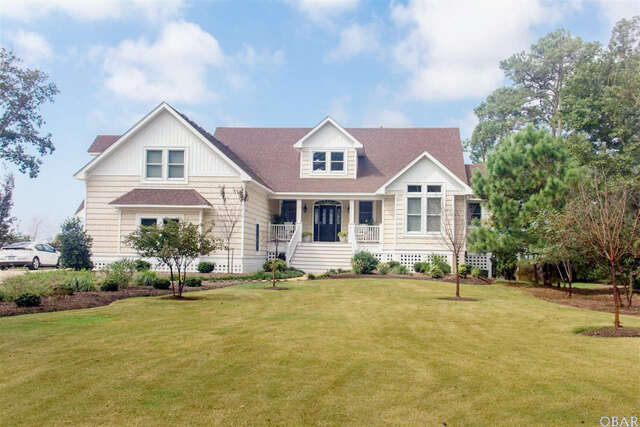 Single Family for Sale at 5004 Martins Point Road Kitty Hawk, North Carolina 27949 United States