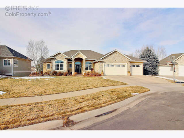 Single Family for Sale at 1905 76th Ave Ct Greeley, Colorado 80634 United States