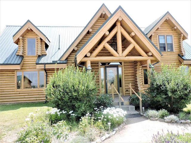 Single Family for Sale at 18 White Rock Lane Whitehall, Montana 59759 United States
