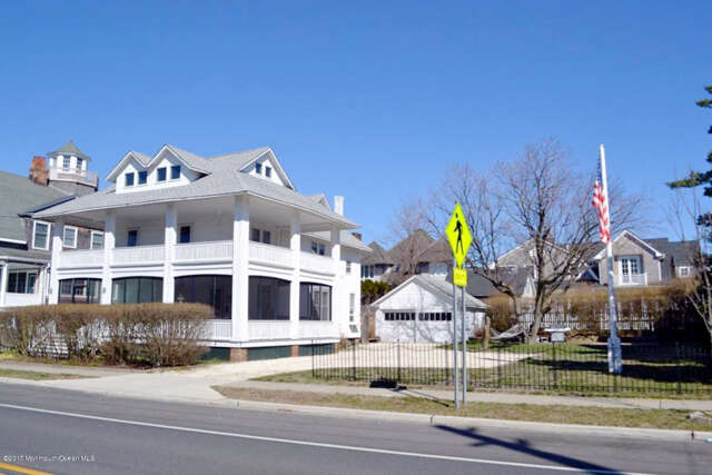 Single Family for Sale at 615 Main Avenue Bay Head, New Jersey 08742 United States