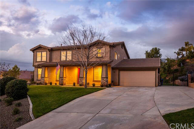 Single Family for Sale at 36016 Cherrywood Drive Yucaipa, California 92399 United States