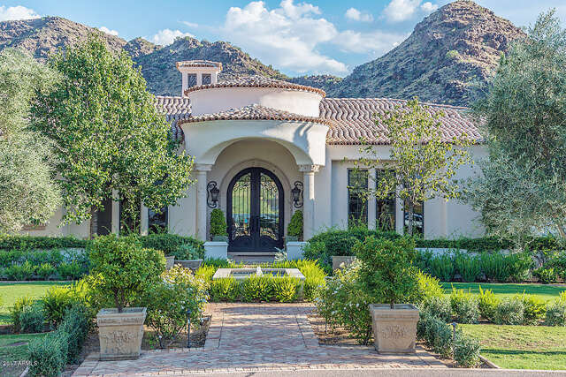 Single Family for Sale at 5551 E Orchid Lane Paradise Valley, Arizona 85253 United States