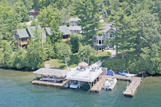 Single Family for Sale at 1847 Pilot Knob Road Kattskill Bay, New York 12844 United States