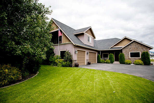 Single Family for Sale at 1895 W Evening Star Rd Post Falls, Idaho 83854 United States