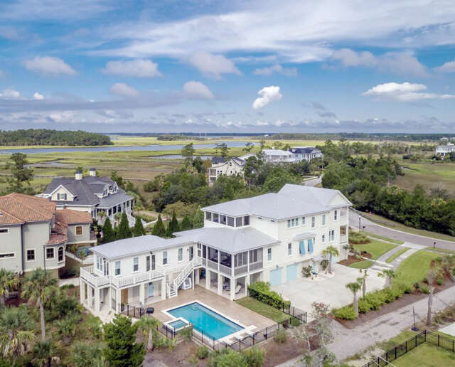 Single Family for Sale at 2729 Parkers Landing Road Mount Pleasant, South Carolina 29466 United States