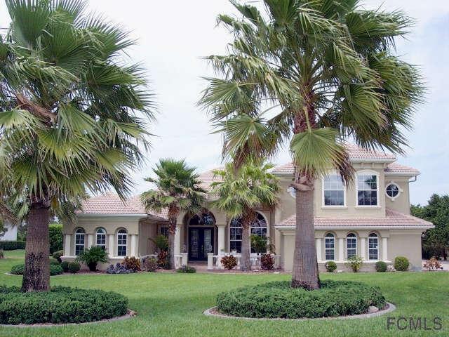 Single Family for Sale at 7 Island Estates Pkwy Palm Coast, Florida 32137 United States