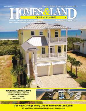 HOMES & LAND Magazine Cover. Vol. 38, Issue 04, Page 7.
