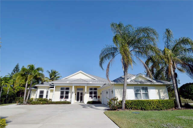 Single Family for Sale at 4743 SW Bermuda Way Palm City, Florida 34990 United States