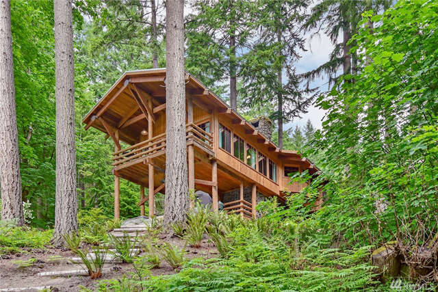 Single Family for Sale at -Res70517 Undisclosed Quilcene, Washington 98376 United States