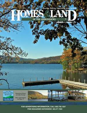 HOMES & LAND Magazine Cover. Vol. 10, Issue 01, Page 17.