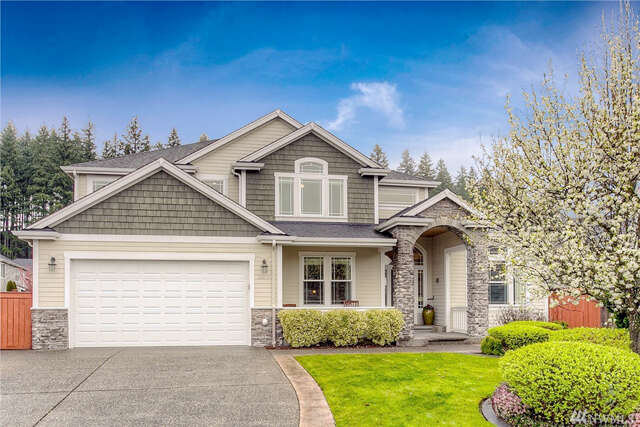 Single Family for Sale at 12019 183rd St E Puyallup, Washington 98374 United States