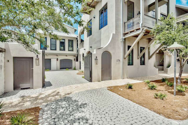 Single Family for Sale at 278 W Water Street Panama City Beach, Florida 32461 United States