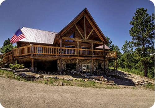 Single Family for Sale at 20151 Saddle Court Whitewood, South Dakota 57793 United States