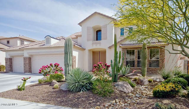 Single Family for Sale at 5709 W Ludden Mountain Drive Glendale, Arizona 85310 United States