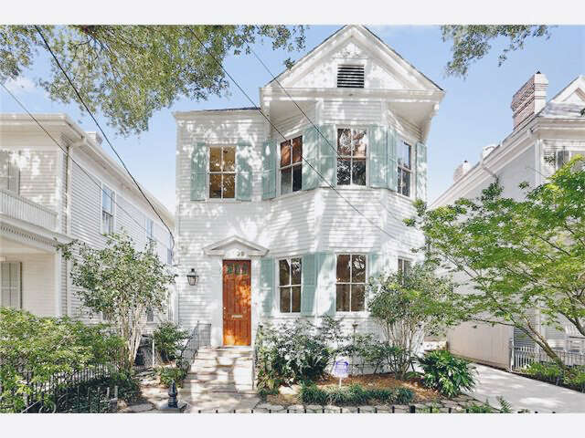 Single Family for Sale at 1409 Octavia Street New Orleans, Louisiana 70115 United States