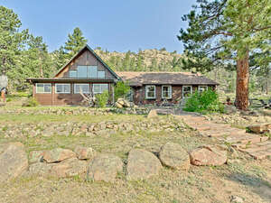 Real Estate for Sale, ListingId: 39773215, Red Feather Lakes, CO  80545