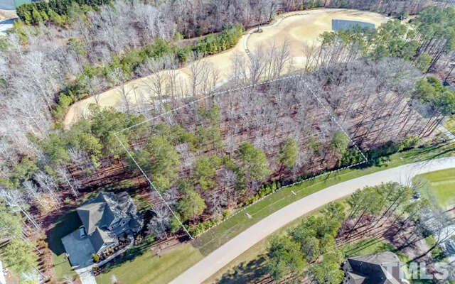 Land for Sale at 7300 Hasentree Way Wake Forest, North Carolina 27587 United States
