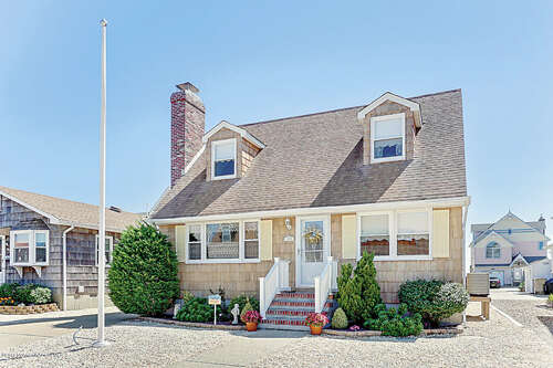 Single Family for Sale at 329 Gerrard Avenue South Seaside Park, New Jersey 08752 United States