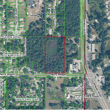 Land for Sale at Main Street New Port Richey, Florida 34653 United States