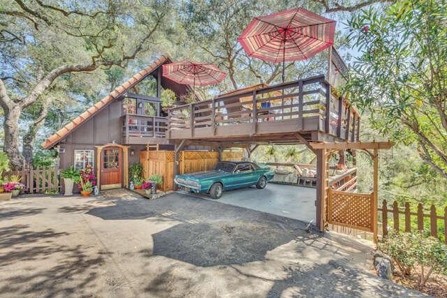 Single Family for Sale at 20981 Waveview Drive Topanga, California 90290 United States