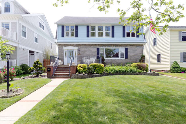 Single Family for Sale at 229 Sylvania Avenue Avon By The Sea, New Jersey 07717 United States