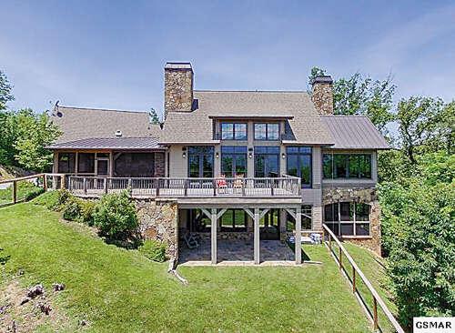 Single Family for Sale at 1011 Margit Worsham Way Gatlinburg, Tennessee 37738 United States