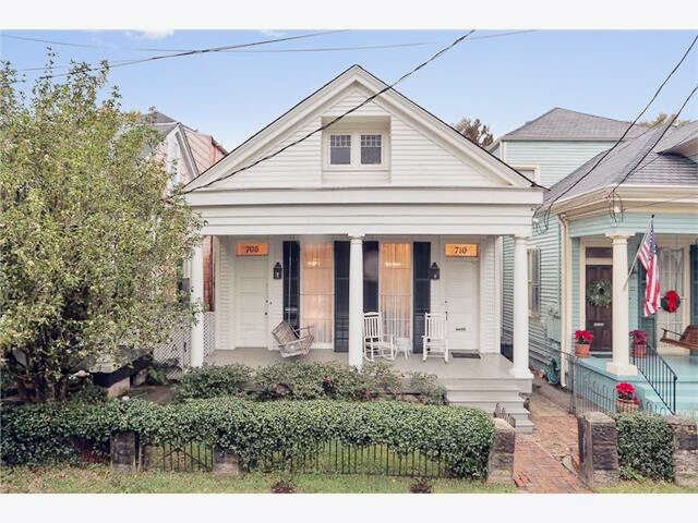 Single Family for Sale at 708-710 Eleonore Street New Orleans, Louisiana 70115 United States