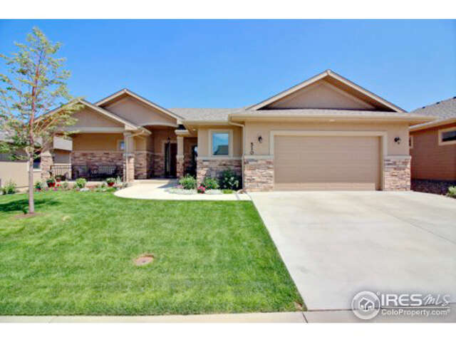 Real Estate for Sale, ListingId:46900912, location: 510 Double Tree Dr Greeley 80634