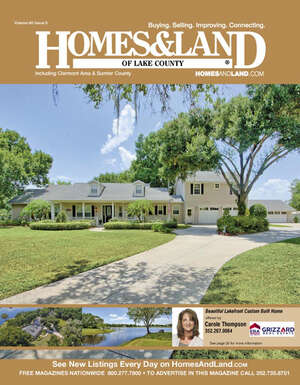 HOMES & LAND Magazine Cover. Vol. 40, Issue 09, Page 29.