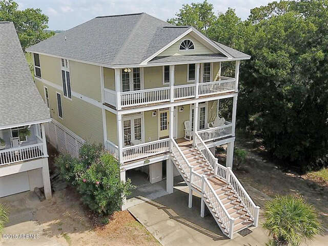Single Family for Sale at 64 Davis Love Drive Fripp Island, South Carolina 29920 United States