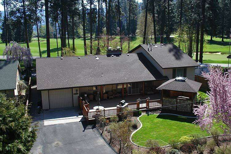Single Family for Sale at 10101 N. Pines Rd. Hayden Lake, Idaho 83835 United States