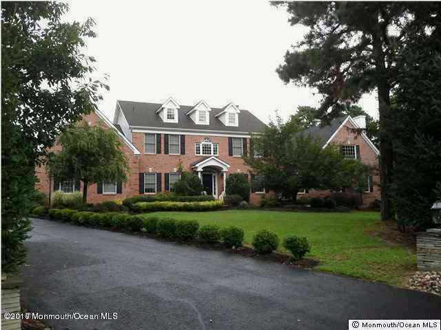 Single Family for Sale at 130 Savannah Road Jackson, New Jersey 08527 United States