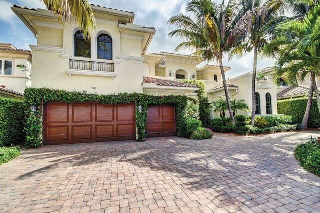 Single Family for Sale at 17877 Key Vista Way Boca Raton, Florida 33496 United States