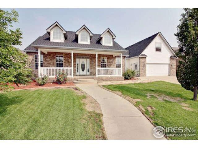 Single Family for Sale at 455 Peregrine Pt Eaton, Colorado 80615 United States