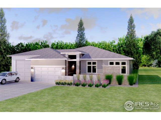 Single Family for Sale at 3818 Bridle Ridge Cir Severance, Colorado 80524 United States