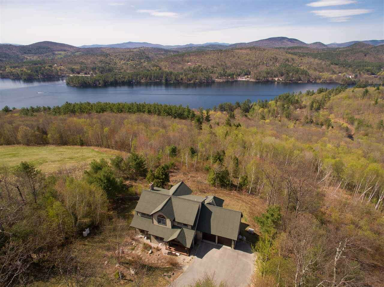 Single Family for Sale at 312 Lane Road Holderness, New Hampshire 03245 United States
