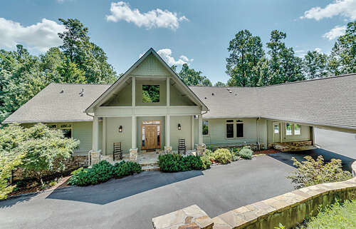 Single Family for Sale at 116 Connemara Overlook Hendersonville, North Carolina 28739 United States