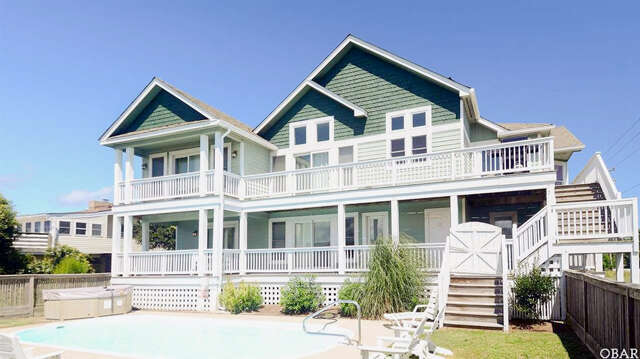 Single Family for Sale at 5 Tenth Avenue Southern Shores, North Carolina 27949 United States