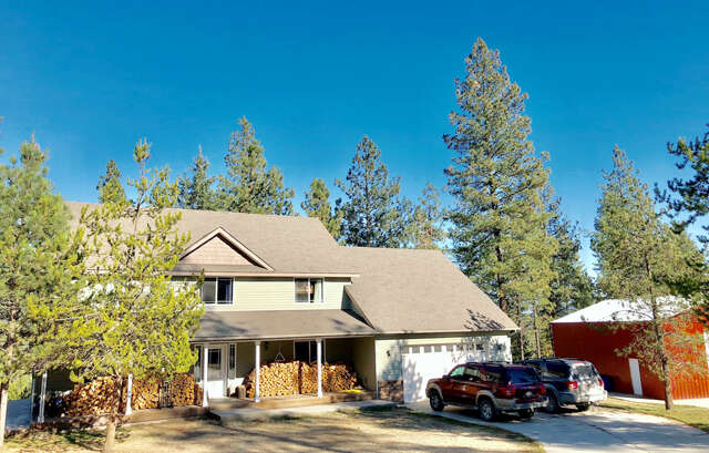 Single Family for Sale at 99 Simba Spirit Lake, Idaho 83869 United States