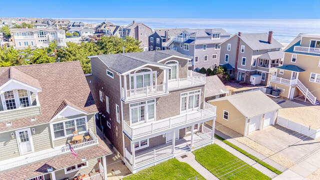Single Family for Sale at 14 12th Avenue Seaside Park, New Jersey 08752 United States