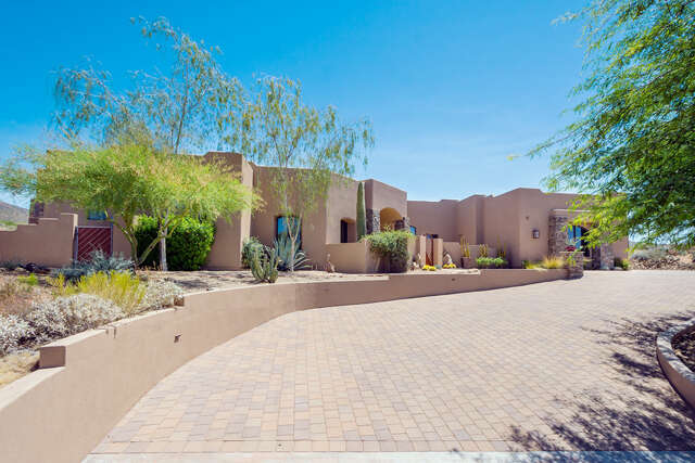 Single Family for Sale at 8390 E Coronado Trail Carefree, Arizona 85377 United States