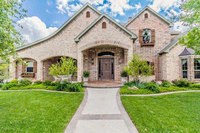 Single Family for Sale at 7411 Park Ridge Dr Amarillo, Texas 79119 United States