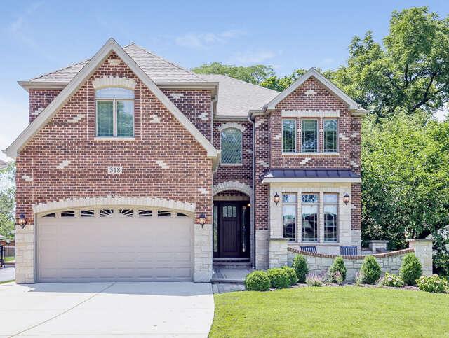 Single Family for Sale at 318 N Elm Ave Elmhurst, Illinois 60126 United States