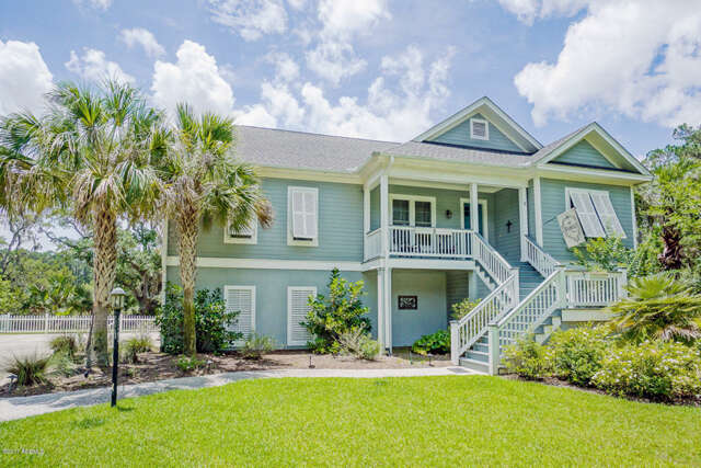 Single Family for Sale at 8 Turnstone Drive, South Beaufort, South Carolina 29907 United States