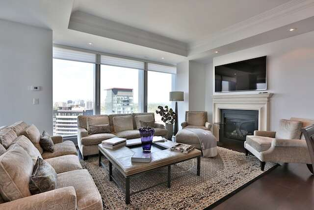 Home Listing at 50 Yorkville Ave #2801, TORONTO, ON