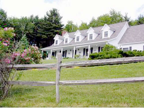 Single Family for Sale at 484 Herrick Brook Road Rupert, Vermont 05768 United States