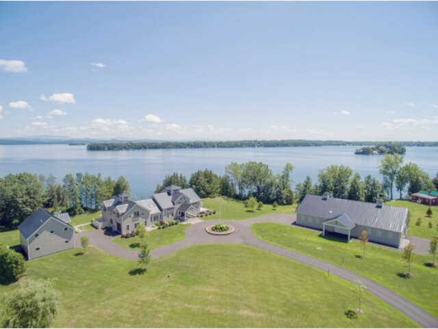 Single Family for Sale at 41 Sweeney Farm Road South Hero, Vermont 05486 United States