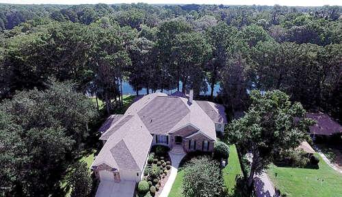 Single Family for Sale at 11475 E Blue Cove Drive Dunnellon, Florida 34432 United States