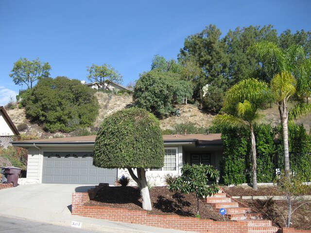Single Family for Sale at 3217 Kirkham Drive Glendale, California 91206 United States