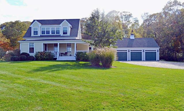Single Family for Sale at 14 Seneca Lane Sandwich, Massachusetts 02563 United States